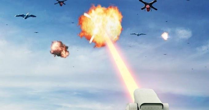 Laser αντι-drone όπλα.. Ιδού η μεγάλη ελληνική ευκαιρία (BINTEO)