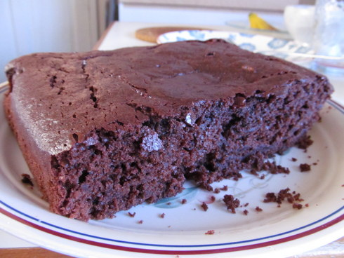 Chocolate Surprise Cake