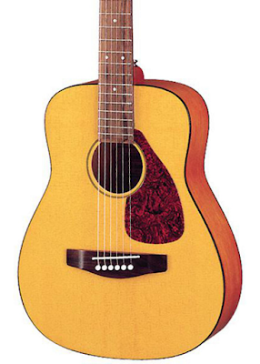 guitar acoustic junior Yamaha JR1