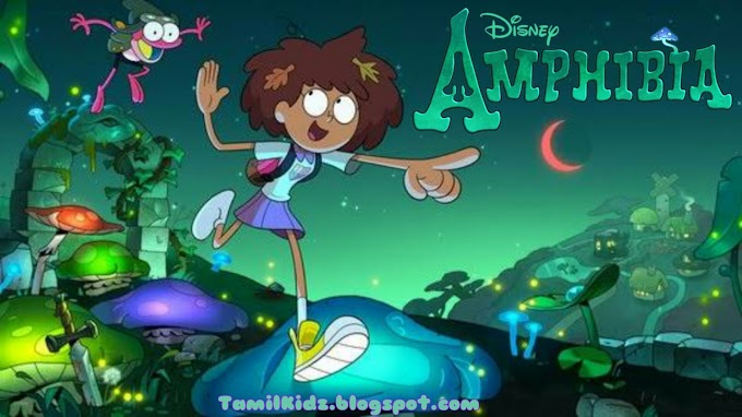 Amphibia Season 1 Tamil Dubbed Episodes Free Download