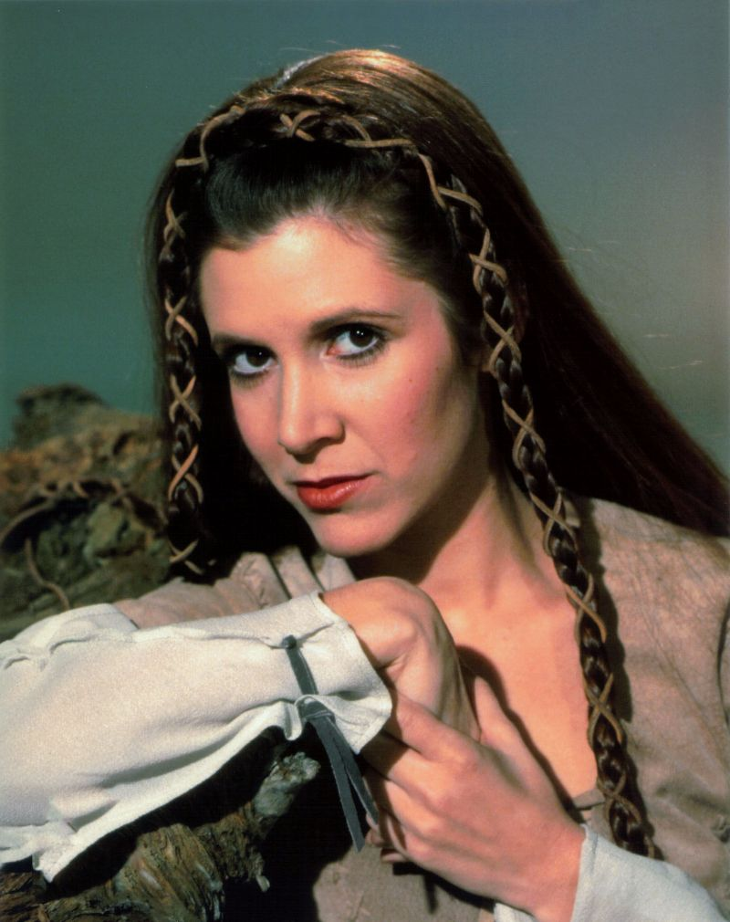 Sexy Pictures Of Carrie Fisher