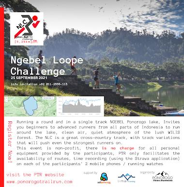 Ngebel Loope Challange Ponorogo Trail Runners