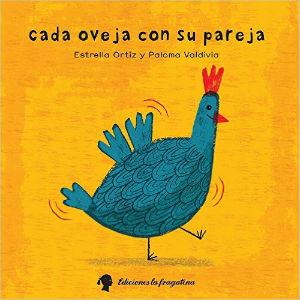selección mejores cuentos bebés 0 a 2 años, libro xiquets fragatina