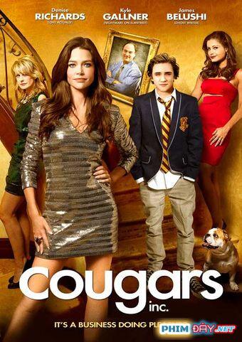 Dịch Vụ Sung Sướng - Cougars, Inc. (2011)