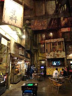 Kowloon game center Tokyo