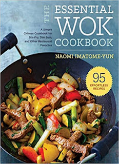 Essential Wok Cookbook: A Simple Chinese Cookbook for Stir-Fry