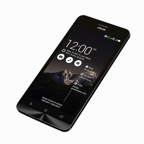 Asus Zenfone 5 Harga dan Spesifikasi Lengkap