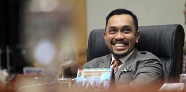 HRS Jadi Pembicara Dialog Nasional, Sahroni: Mestinya Penuhi Dulu Panggilan Polisi