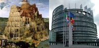 Tower of Babel / EU Parliament
