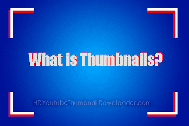 What is Thumbnail?