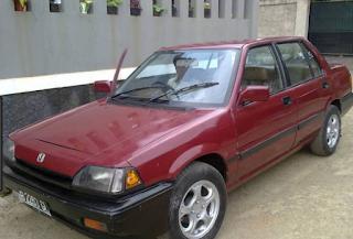 Mobil Bekas Honda Civic Wonder