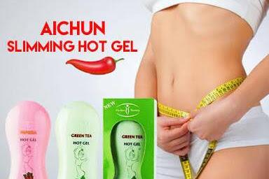 Aichun Easy Slimming Hot Gel