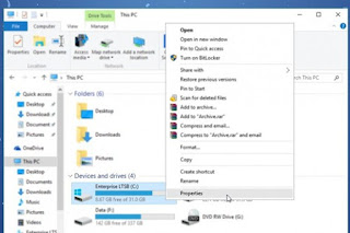 Cara Membuka Disk Cleanup di Windows 10