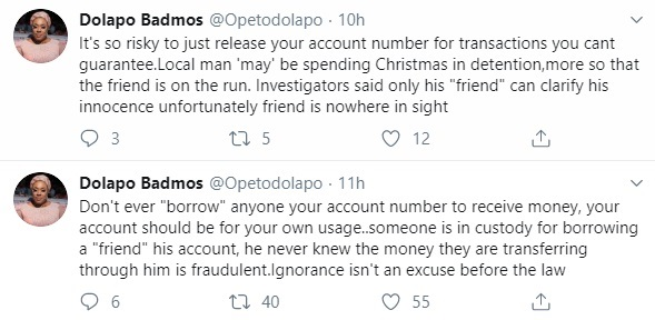 Be Warned! See What Police PRO Said Nigerians Should Never Do With Their Account Number