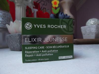Yves Rocher  Nočná omladzujúca starostlivosť