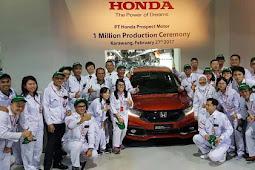 LOKER Lowongan Kerja Staff di PT. Honda Prospect Motor (PT HPM) Karawang - Jakarta