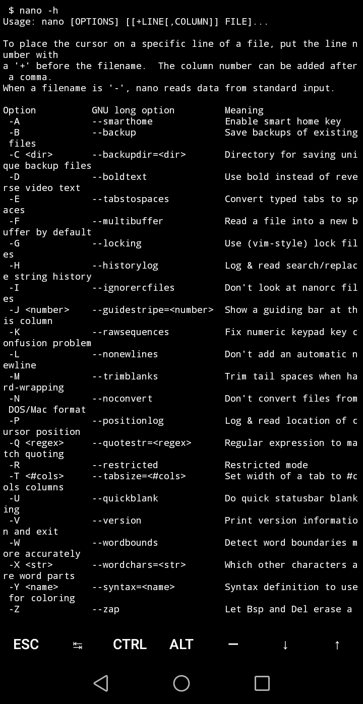Cool package must have in termux