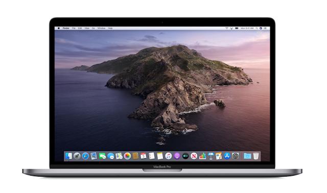 آبل تطلق أول إصدار تجريبي من macOS Catalina 10.15.2