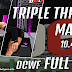 Neon Shadow vs Nick Odium vs Bazza Windlow! DCWF FULL TILT (10.4.2020) SECOND LIFE WRESTLING
