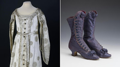 Το Μουσείο Ερμιτάζ παρουσιάζει τη γκαρνταρόμπα των τσάρων και ετοιμάζει κέντρο μελέτης υφασμάτων