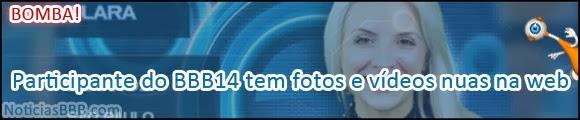 Clara Aguilar BBB14 - fotos videos e flagras debaixo do edredom