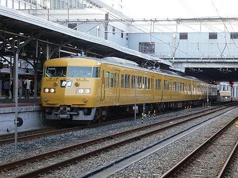 【甲子園出場高が最寄!】黄色い117系 赤穂線 西大寺行き