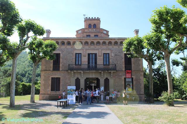 Berguedà, ruta de les Colònies tèxtil del Llobregat