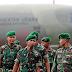 Jokowi Kerah Tentera Kerana Malaysia Dan Singapura!