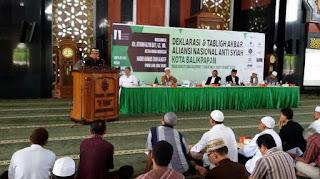 ANNAS Desak Gubernur Kaltim Bersihkan Seluruh Personel Biokrasi dari Anasir Paham Sesat Syiah