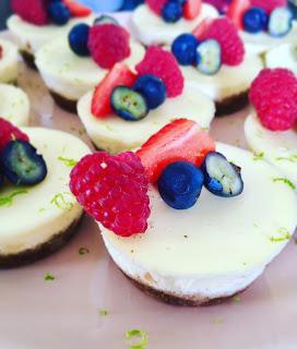image Le dessert parfait du printemps et de l'été : le cheesecake