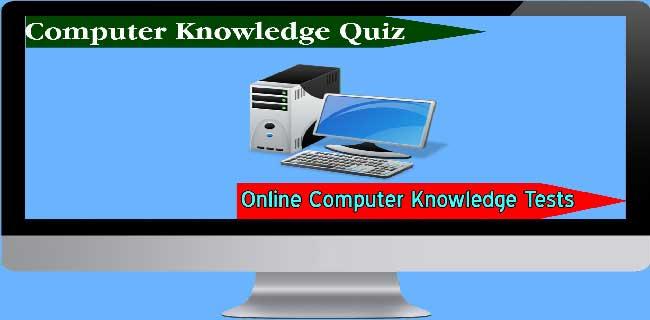 Computer Knowledge Quiz