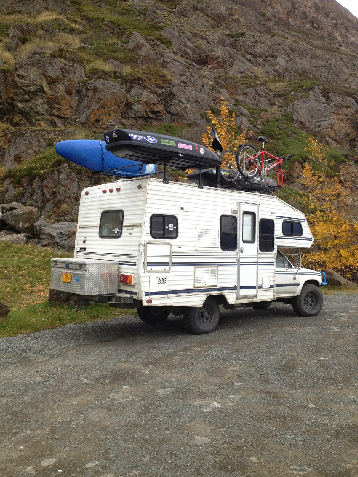 Rv: Living In A Van Down By The River!!!: 3 Years Of Toyota