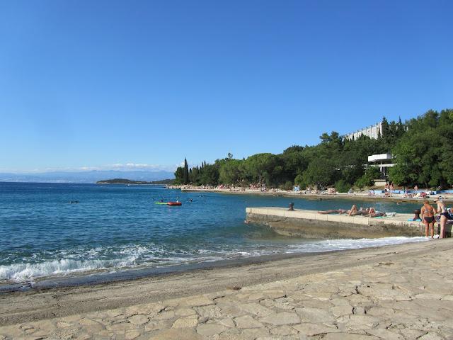 Spiaggia Malin Draga - Malinska