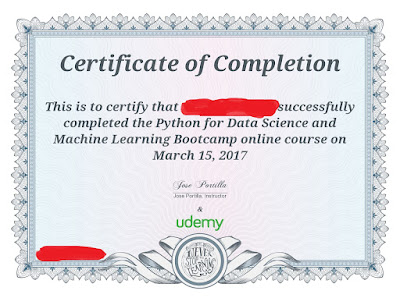best course to learn machine learning and data science