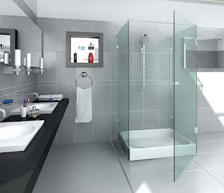 MATERIALS AND ACCESSORIES FOR GLASS DOORS