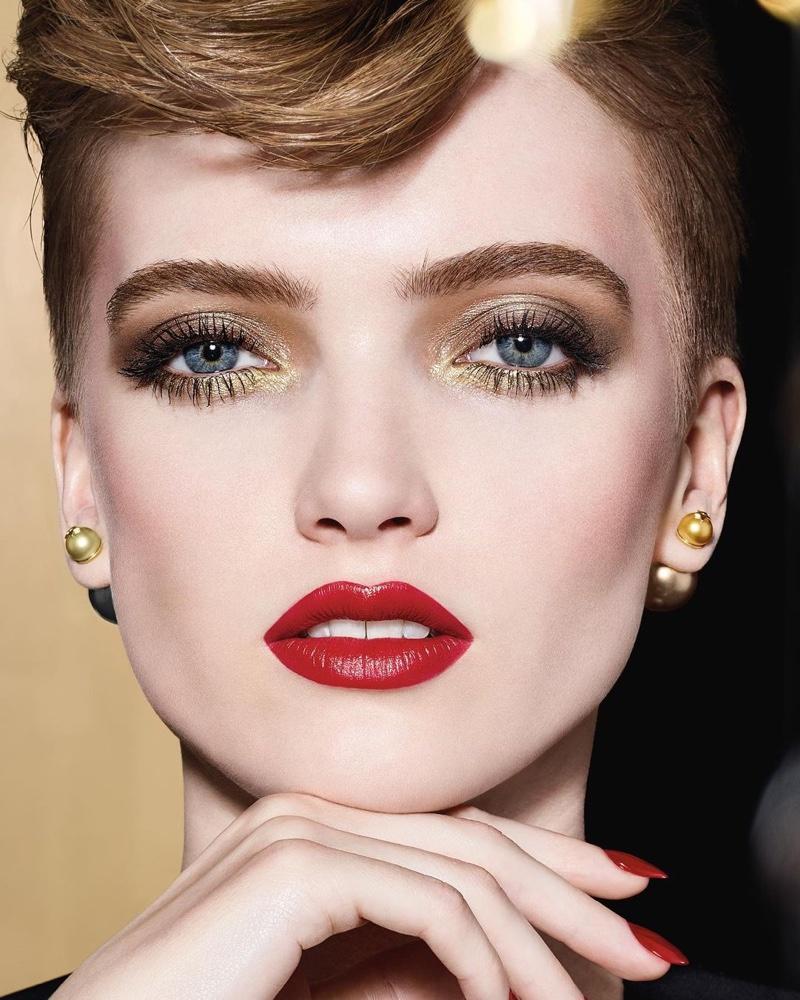 Dior Makeup Holiday 2020 Campaign