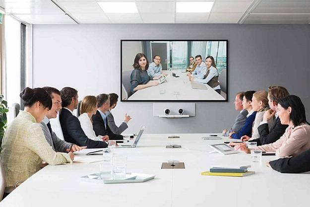 εφαρμογή για συναντήσεις και τηλεδιασκέψεις εξ αποστάσεως εργασία