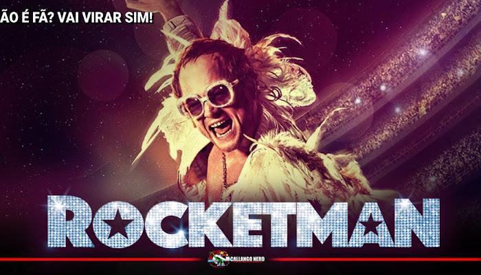 Rocketman – A Odisseia de uma Estrela