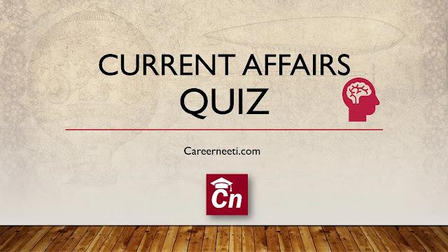 Current Affairs Quiz, Careerneeti.com, Careerneeti Logo