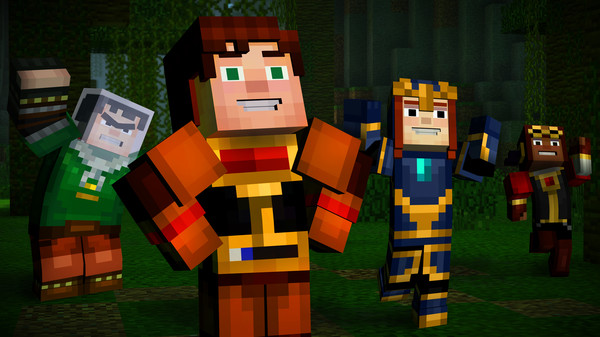 Minecraft Story Mode PC Full Español