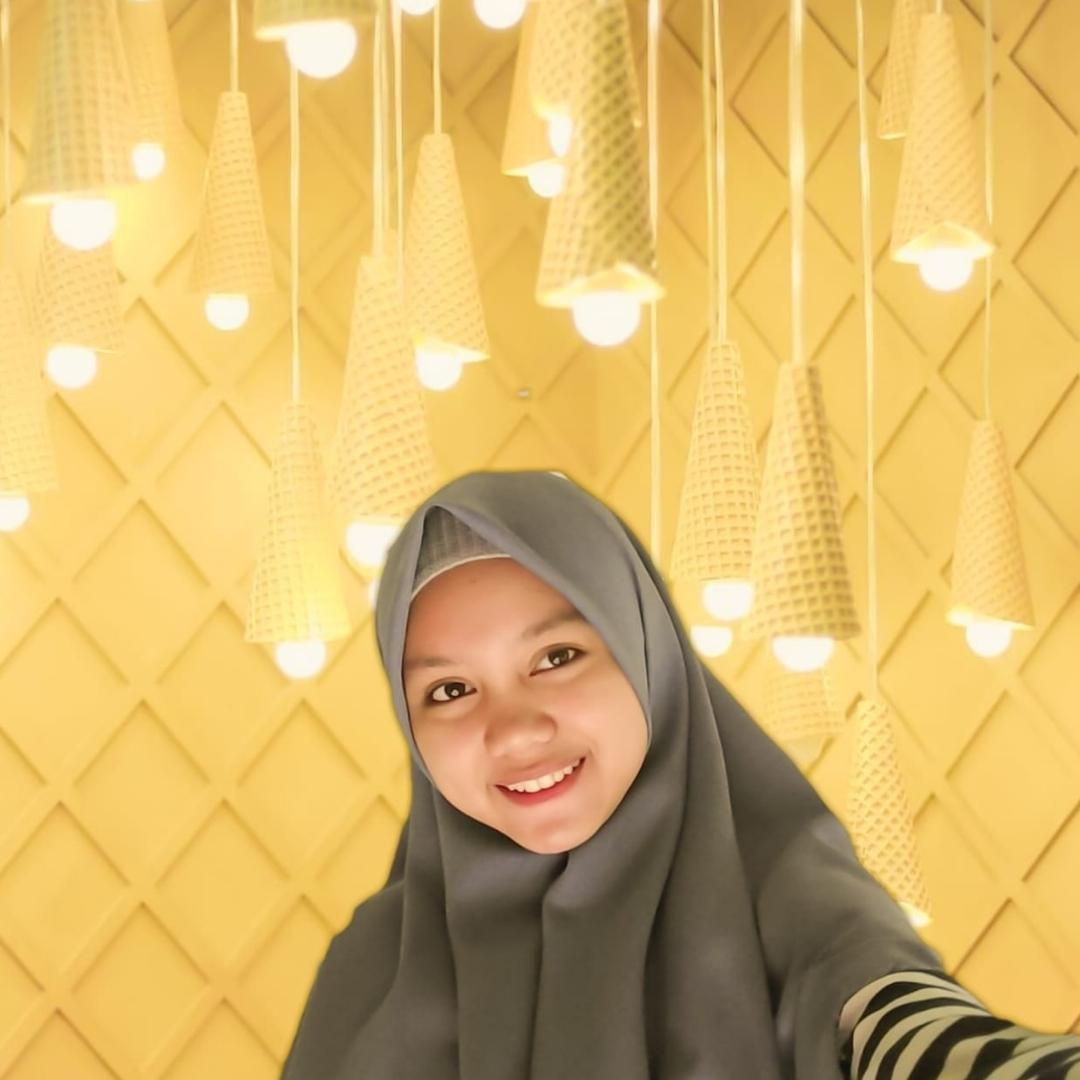 It's Me! Maria Ulfah