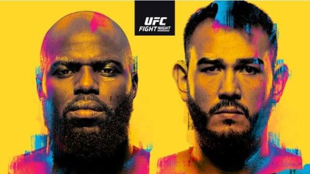 Watch UFC Fight Night Rozenstruik vs Sakai 6/5/2021 Live Stream