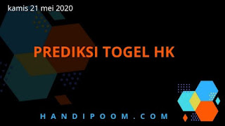 Prediksi Togel Hk kamis 21 Mei 2020 - Angka Main 4D HK kamis 21-5-2020, Syair HK 21-5-2020, Shio 4D Hongkong hari ini, Bocoran Togel HK kamis 21/05/2020, Result HK Hari Ini ,Data Keluaran Angka HK Tercepat.
