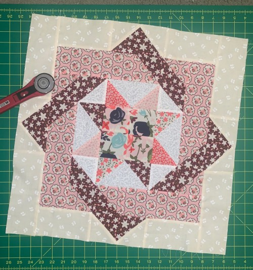 South Channel Star Quilt - Free Pattern