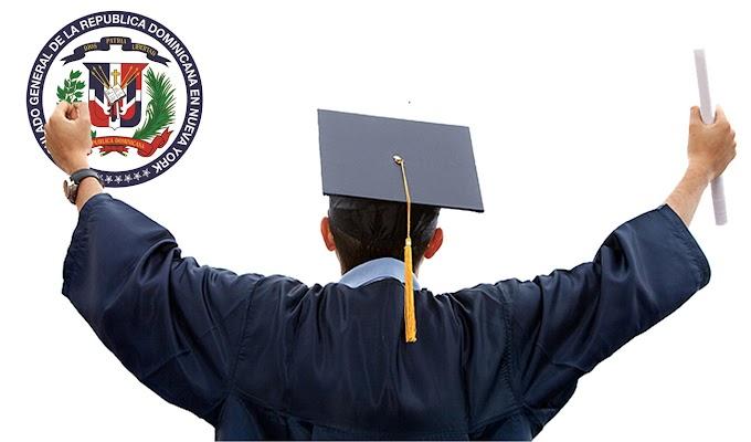 Consulado en  NY  convoca hoy jueves  a seminario para revalidar carreras profesionales y asegurar empleos