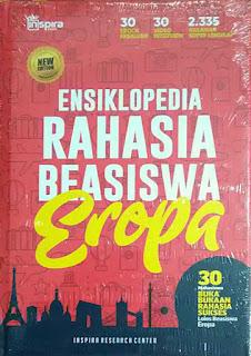 2. Ensiklopedia Rahasia Beasiswa Eropa (ERBE)