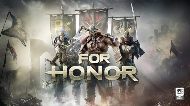 Game FOR HONOR™ Sedang Gratis di Epic Games! — Sampai 09 Agustus!