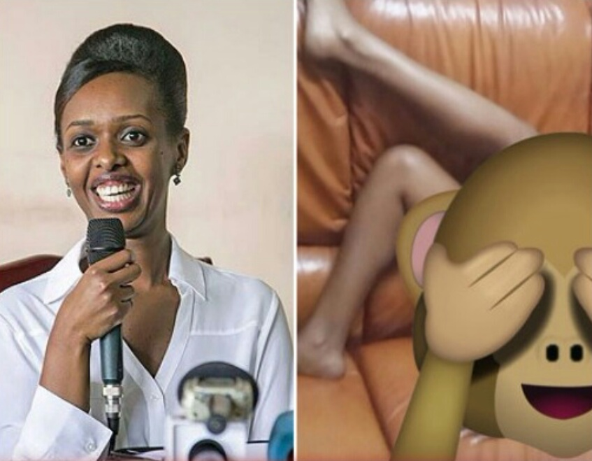 Oh No Nude Pics Of Rwandas Female Presidential Candidate -3636