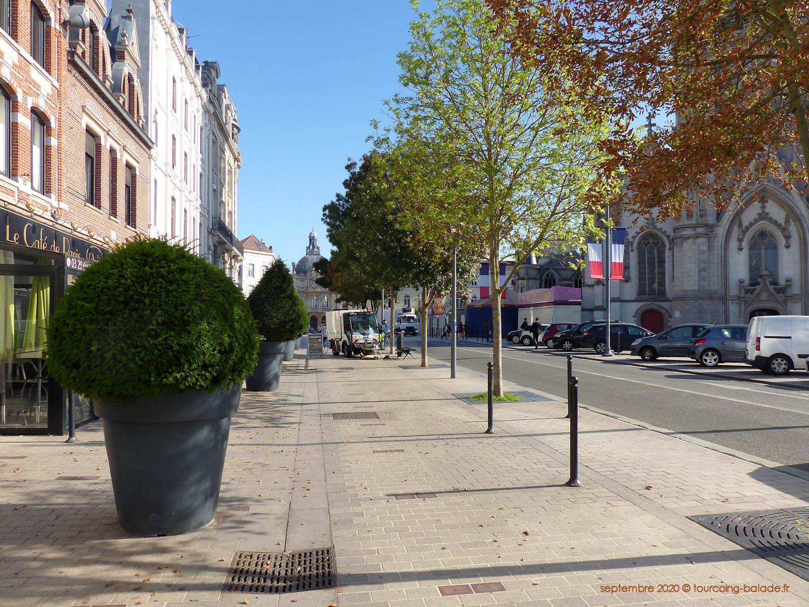 Tourcoing Propreté 2020