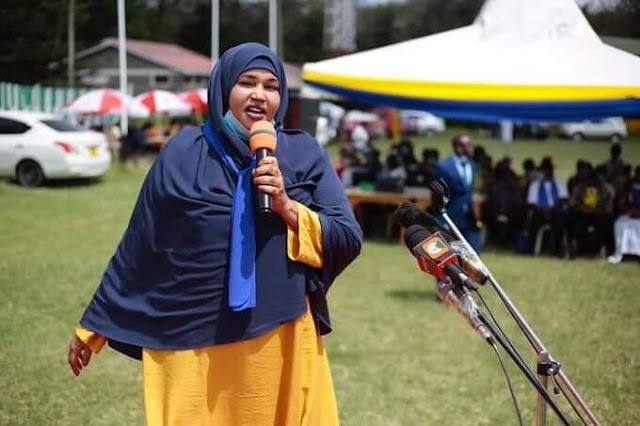 Garissa Women Representative Anab Subow Gure latest news